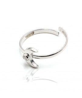 Adjustable ring and diamond...