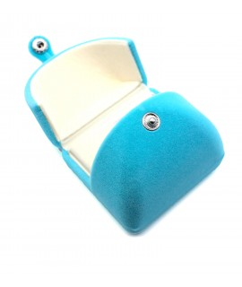 S-size jewelry box - Blue